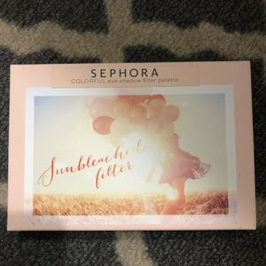 sephora sunbleached filter palette- NEW!